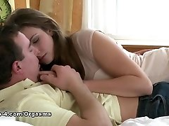 Incredible pornstar in Glorious Romantic, HD adult video