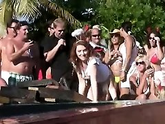 Public Miami Hump party summer 2015