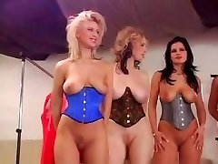 Big bra-stuffers orgy part a