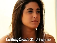 CastingCouch-X Florida beach chick wants cash for fuck-fest