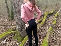 Forest Running, Anal Ravaging, Public Cumming