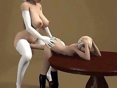 3d tits