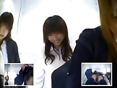 Zipang-5225 Seized series first-ever edition! Closed goodbye uniforms girls picture booth Hidden Camera Vol.12