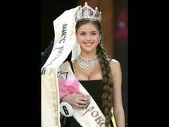 Miss Russian 2006 Aleksandra Ivanovskay Lovemaking Scandal