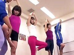 Japanese Gym