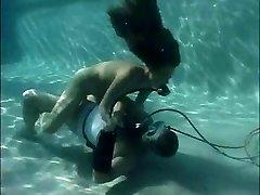 Scuba chick pool care