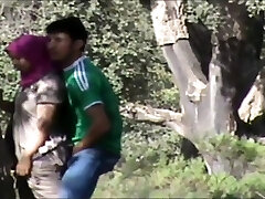 Arab duo caught red-handed