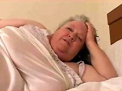 SSBBW Granny Anal Porking
