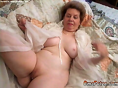OmaFotzE Super-fucking-hot Aged Pussies Compilation Slideshow