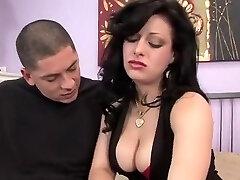 Exotic pornstar Angelica Raven in best cumshots, cunnilingus adult pinch