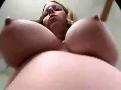 Hot Pregnant UPS Female
