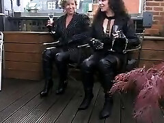 Best Mistress Mom Thighboots BlowJob Watch pt2 at goddessheels
