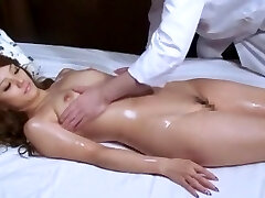 Best Japanese whore Risa Tsukino in Awesome Puny Tits, Massage JAV video