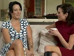 Mummy I'd Like To Fuck, and her Lesbo ally