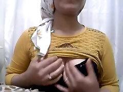 T�rkish hijap show bigass APOLET