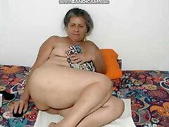 Webcam granny candymature