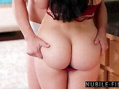 Sexy Brunette Alex Coal Can't Get Enough of Her BFs Thick Schlong - S37:E13