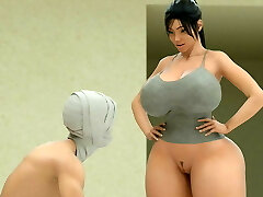 Busty Milk Cans Fucked By People - Best Animation 3D