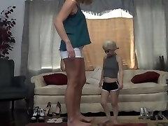 Tall Doll and Midget!!