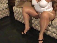 Fat Mature Sexy Pantyhose