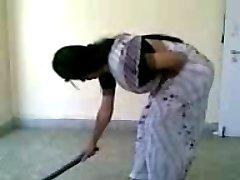 Bangla desi wife sexy farting home alone