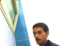 horny arab guys on public toilets