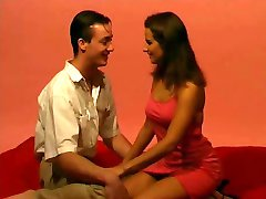horny couple enyoing sex