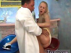 Teen panty stuffing Sweet Terry fucked