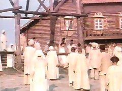 biciuire scena de la un rus de vară