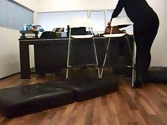 Amateur milf hiddencam office fuck