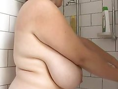 Sexy Milf In The Shower