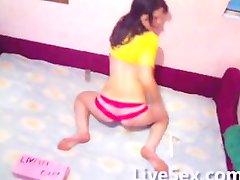 LiveSex.com - I spank myself