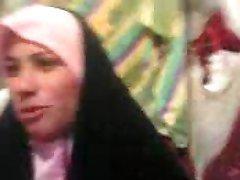アラブ女性店