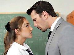 MileHigh Manuel Ferrara Fucks Naughty Schoolgirl Remy LaCroix