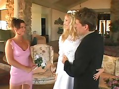 Bride and Bridesmaid 3 Some