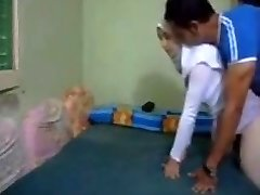 Hijab barare arabi Moglie anale kapali arkadan