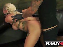 BDSM Humiliation For Teen Bibi Miami