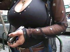 HUGE Latina MILF Tits Directions OMFG!! - Ameman
