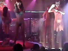 Japanese Strip Club Sex Show Part 1