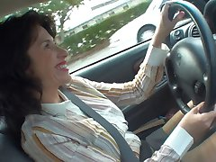 Автомобиль мастурбация