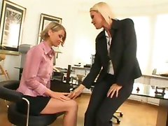 My new secretary