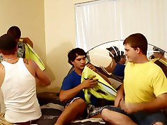 Twink needs more cum! - Factory Video