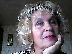 Russo sexy Granny.