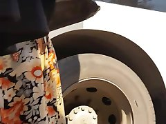 spy upskirt slow motion sexy teens girl nylon romanian
