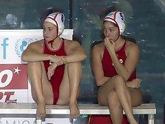 sport cu 2 fete