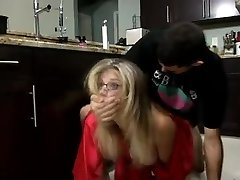 Stepmom & Stepson Affair 62 (Unexpected Breakfast)