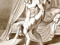 Erotikus Art & Zene - Waldeck Rajzok