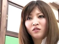 Crazy Japanese chick Yuna Shiina in Fabulous Couple, Close-up JAV clip