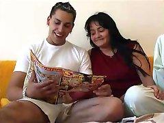 MILF Mama Seduces Her Twenty Something Stud - alp43
