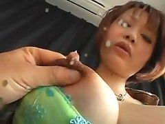 Big Wonderful Japanese Nipples